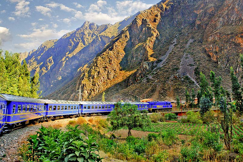 Train Companies traveling to Machu Picchu | How to Travel to